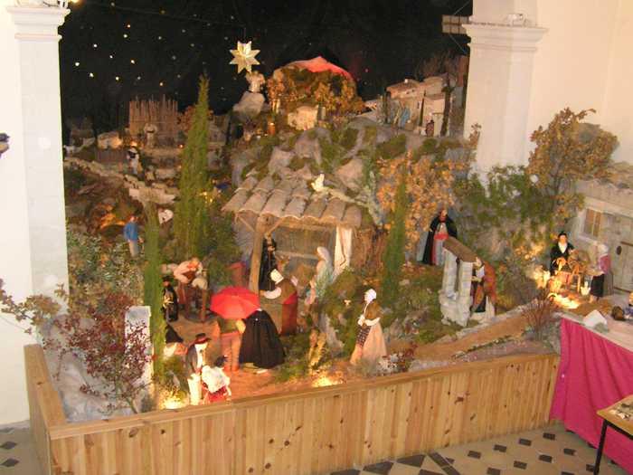 Crèche de Saint Sat 2008 Pc139710