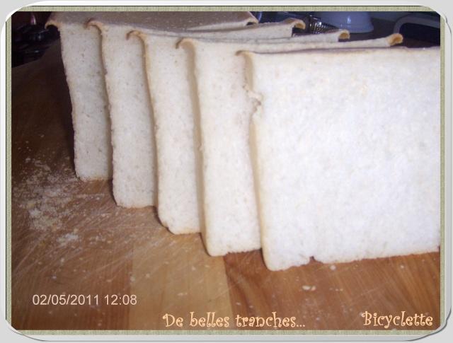 Démo d'un pain sandwich dans le moule Pullman _271910