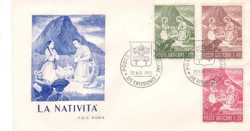 Vatikanstaat Kuvert10