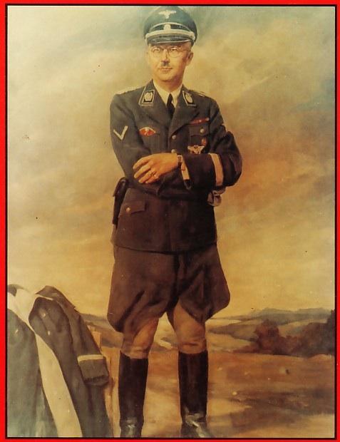 Himmler : Délire de grandeur... H10