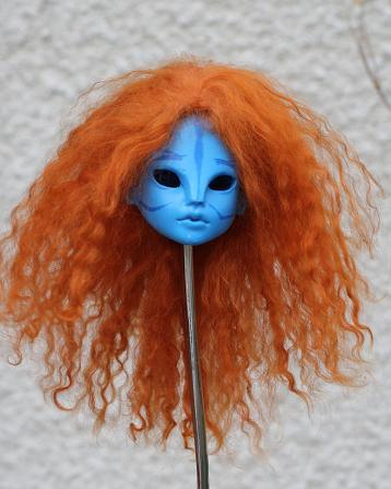 Wig en mohair par linn [preview Ldoll et nouveautés] Rouill11