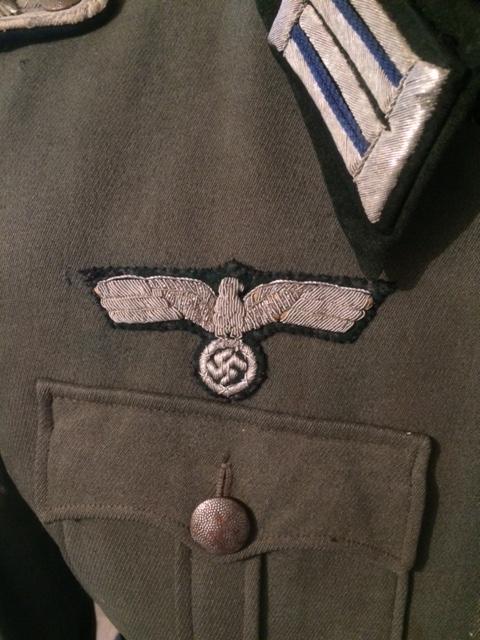 Authentification Vareuse Officier allemande Img_0812