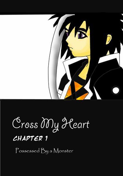 DTGs manga comic, Cross My Heart Keirco11