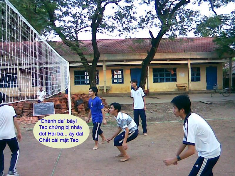 Tường thuật các trận bóng chuyền Aaanh113