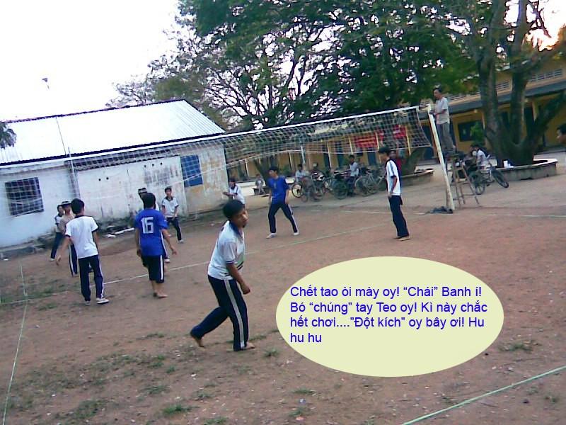 Tường thuật các trận bóng chuyền Aaanh114