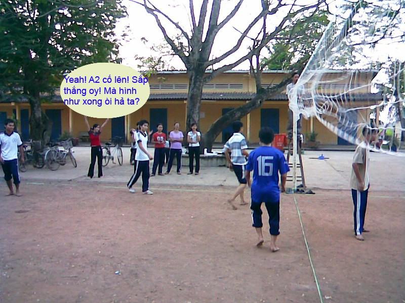 Tường thuật các trận bóng chuyền Aaanh116