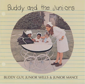 Junior Wells & Buddy Guy 41589410