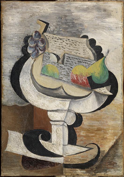 Frutero. Picasso 2014_110