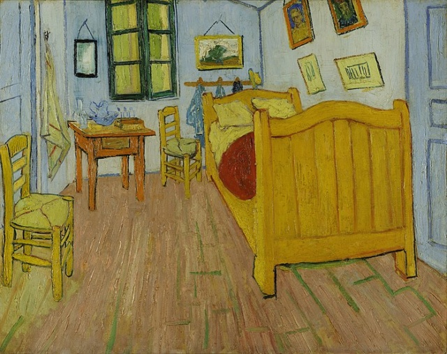 El dormitorio de Van Gogh en Arles 700px-10