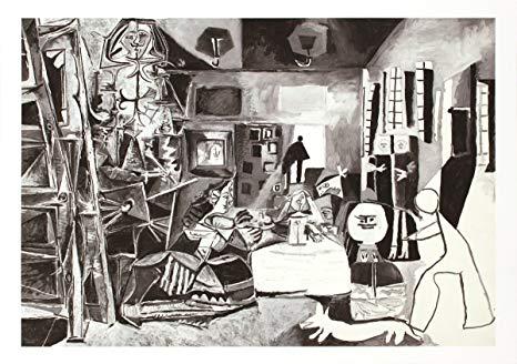 Las Meninas-Picasso 71i4id10