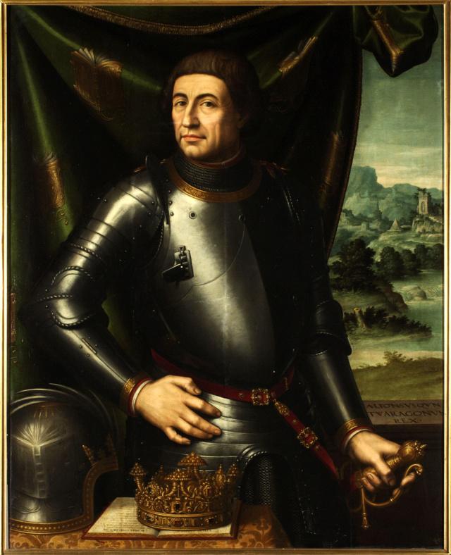 Retrato de Alfonso V de Aragón-Juanes Alfons10