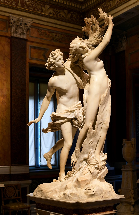 APOLO Y DAFNE-BERNINI Apollo10