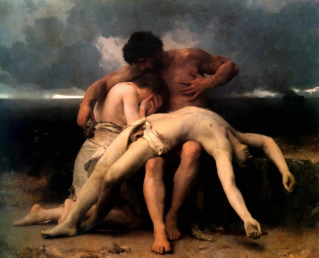 El Despertar de la Tristeza-Bouguereau Bougue11