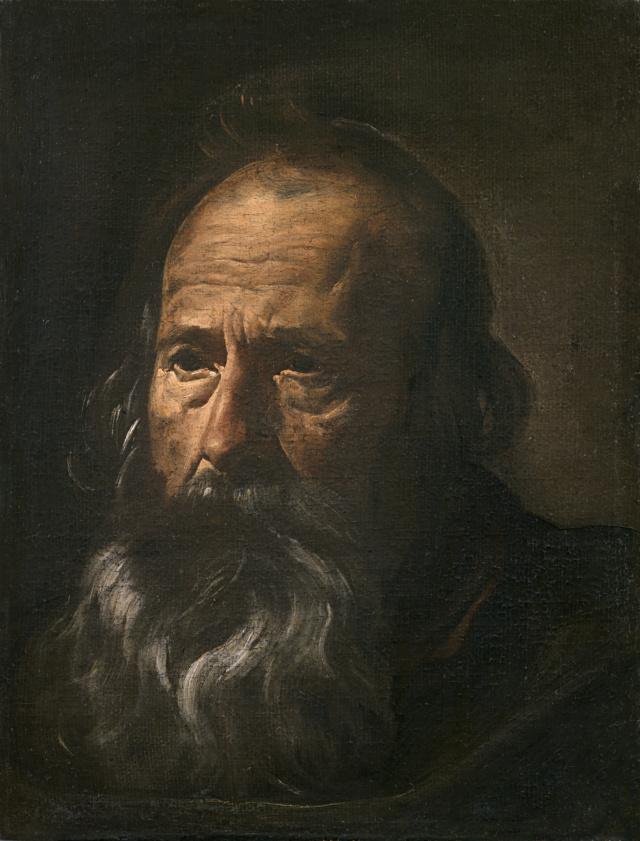 Cabeza de apóstol-Velázquez Cabeza10