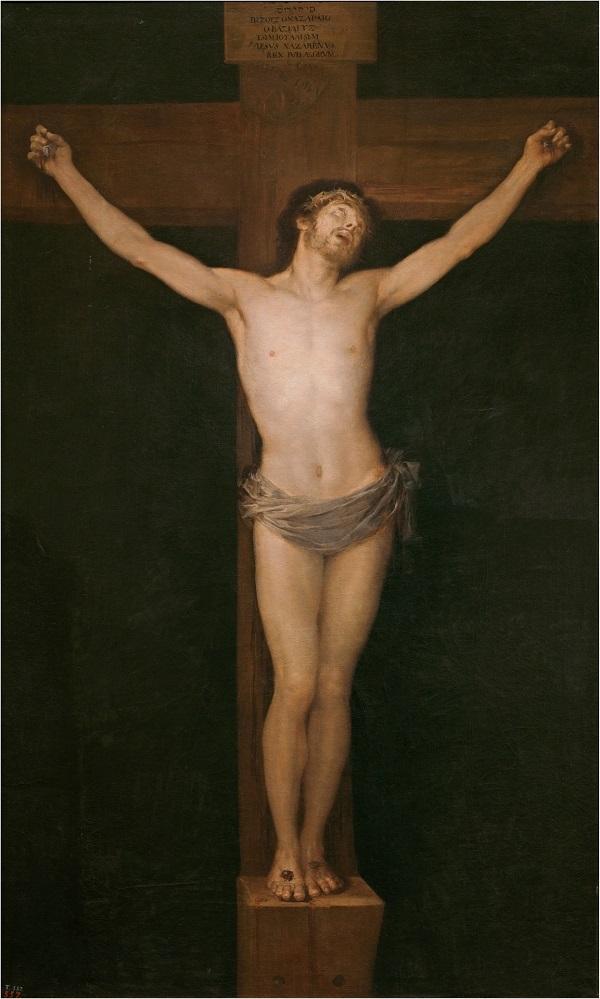 Cristo Crucificado-Goya Cristo11