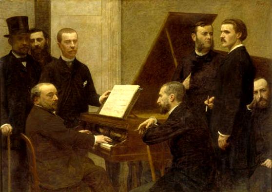 Alrededor del Piano-Fantin-Latour Descar11