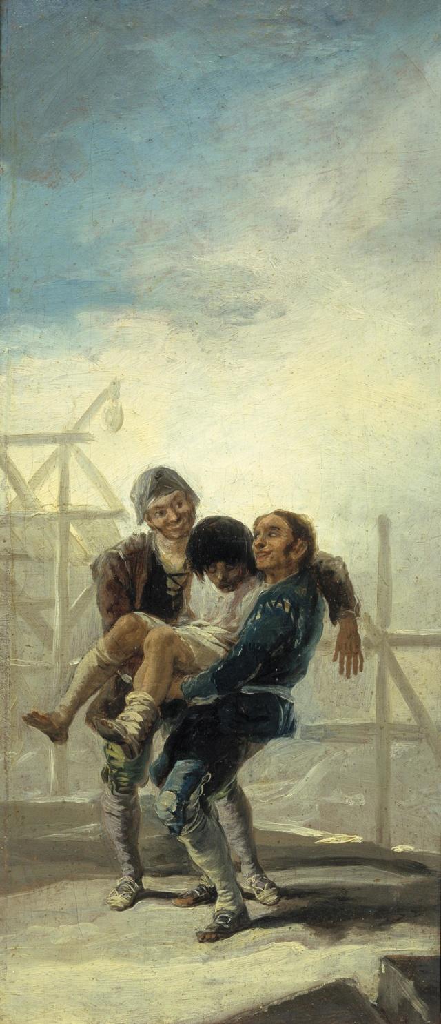 El albañil borracho de Francisco de Goya El_alb10