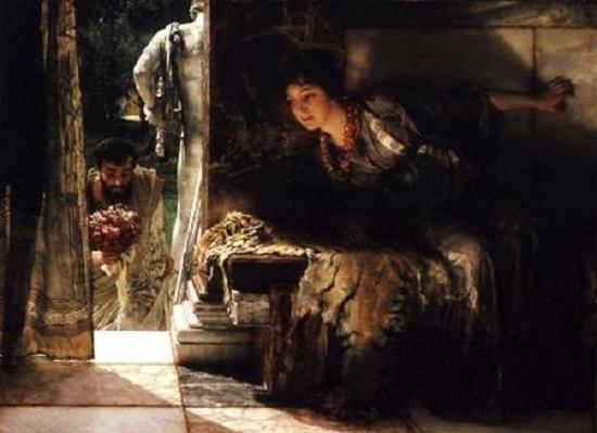 PPasos bienvenidos - Sir Lawrence Alma-Tadema Footst10