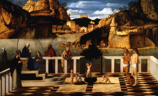 Alegoría Cristiana -Bellini Giovan10