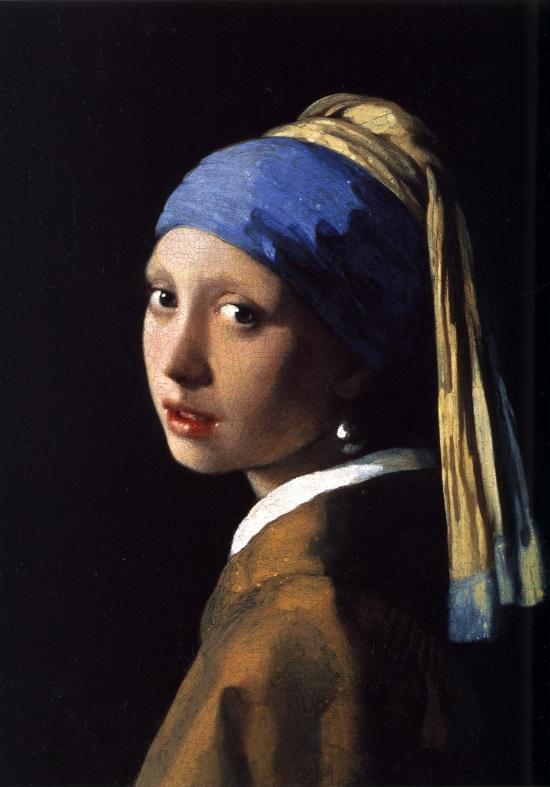 La joven de la perla-Johannes Vermeer Johann10