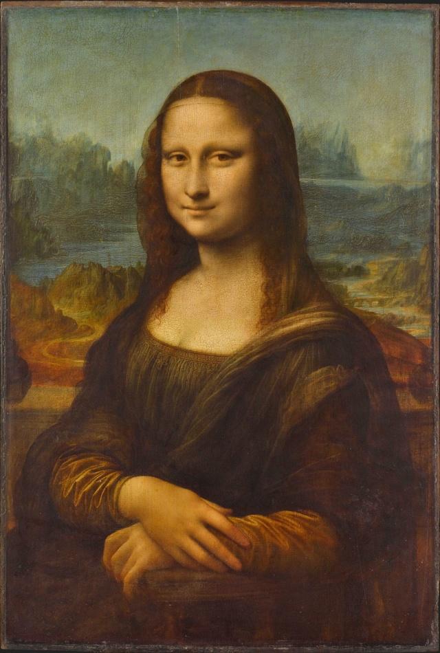La Gioconda  de Leonardo da Vinci Leonar10