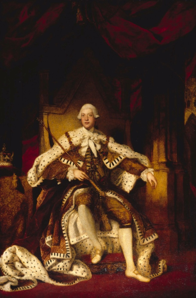 George III de Joshua Reynolds  Lqqg8g10