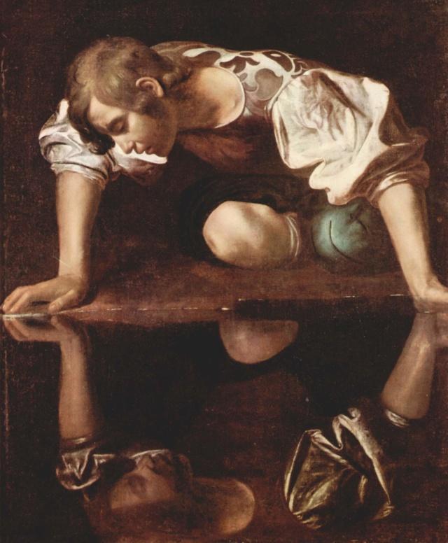 Narciso de Caravaggio Michel10