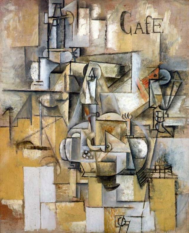 Le pigeon aux petit pois,,Picasso Picass10