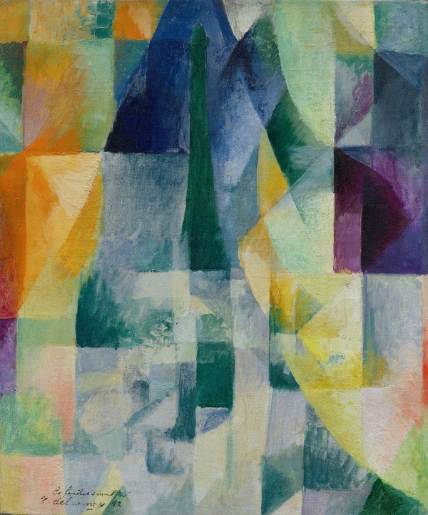 Simultaneous Windows (2nd Motif, 1st Part). Robert Delaunay Robert10
