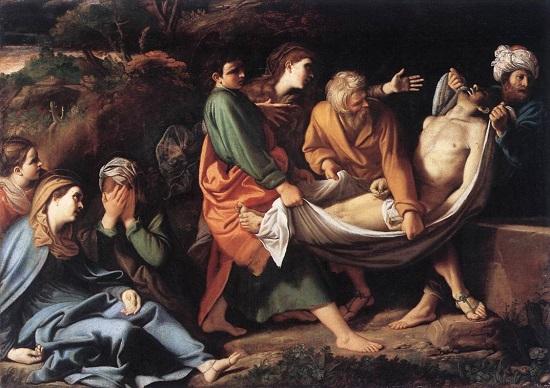 Entierro de Cristo-Badalocchio Sisto_10