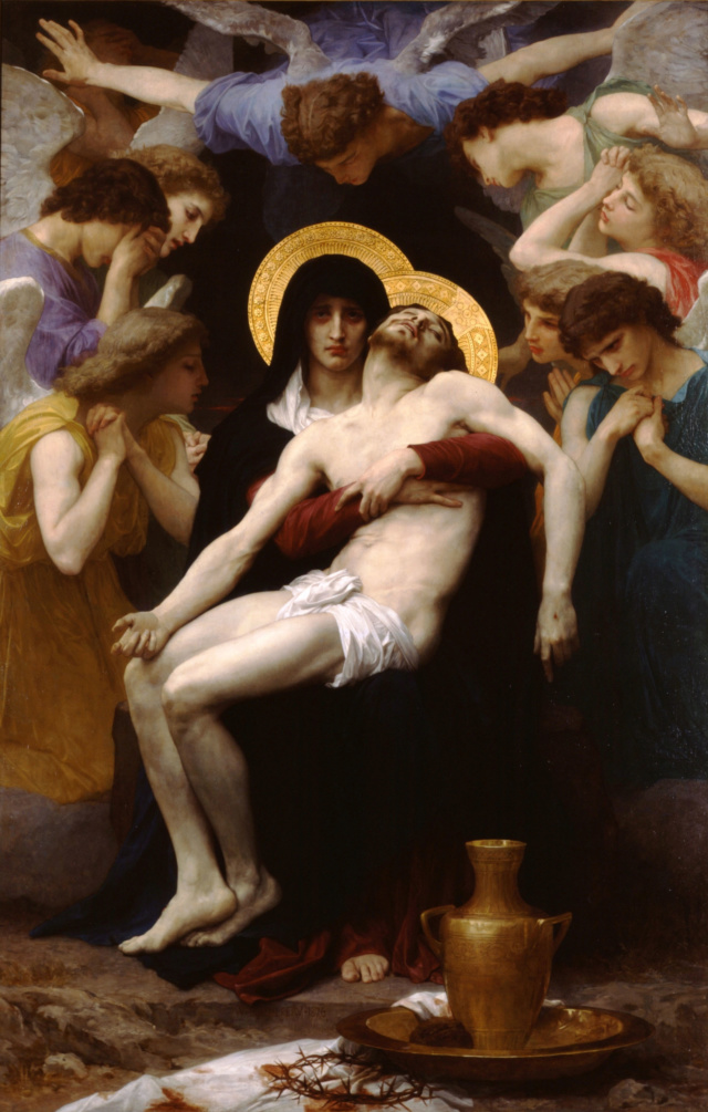 Piedad. William-Adolphe Bouguereau Willia10