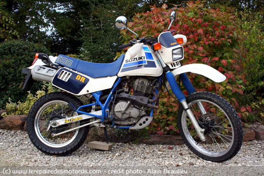 J'ai toujours adoré ces petites bécanes Suzuki10