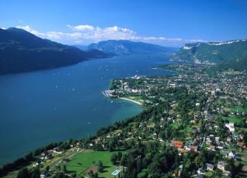 Région Rhone-Alpes, département Savoie, ville Aix-les-Bains Aix-le10