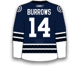 Alphabet de la NHL Burrow11