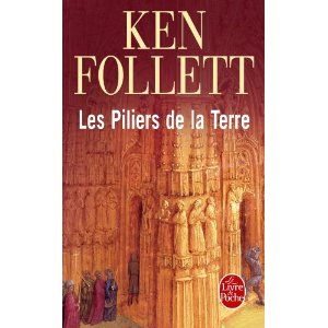 LES PILIERS DE LA TERRE de Ken Follett 51egof10