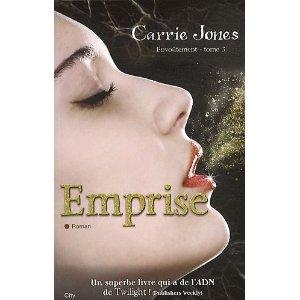 ENVOUTEMENT (Tome 3) EMPRISE de Carrie Jones 51nzn510