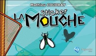 STICKER LA MOUCHE de Mathieu Coudray 97829510