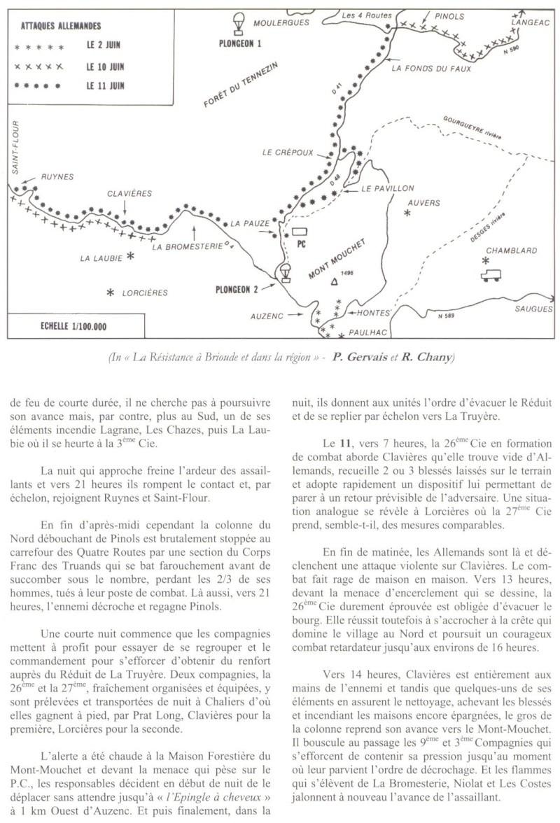 Le MONT-MOUCHET, haut lieu de la Résistance - Page 2 Clavie26