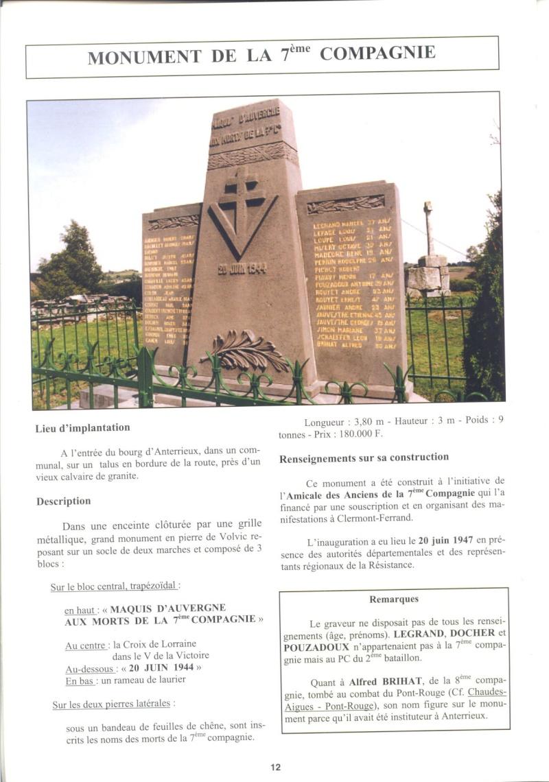 Le MONT-MOUCHET, haut lieu de la Résistance - Page 2 Reduit17