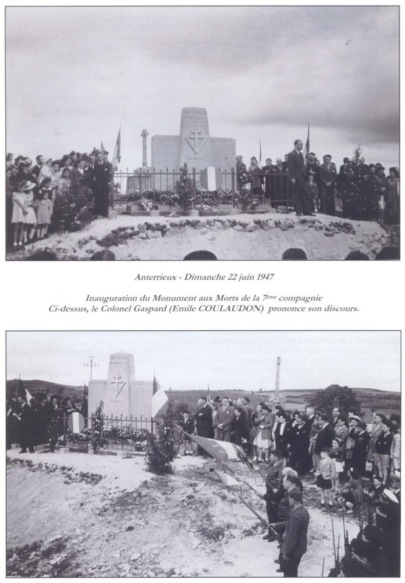 Le MONT-MOUCHET, haut lieu de la Résistance - Page 2 Reduit19