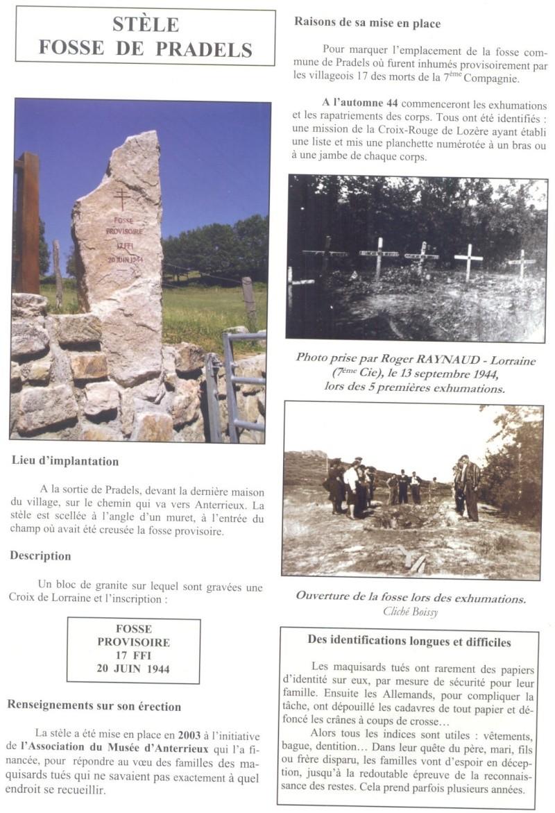 Le MONT-MOUCHET, haut lieu de la Résistance - Page 2 Reduit21