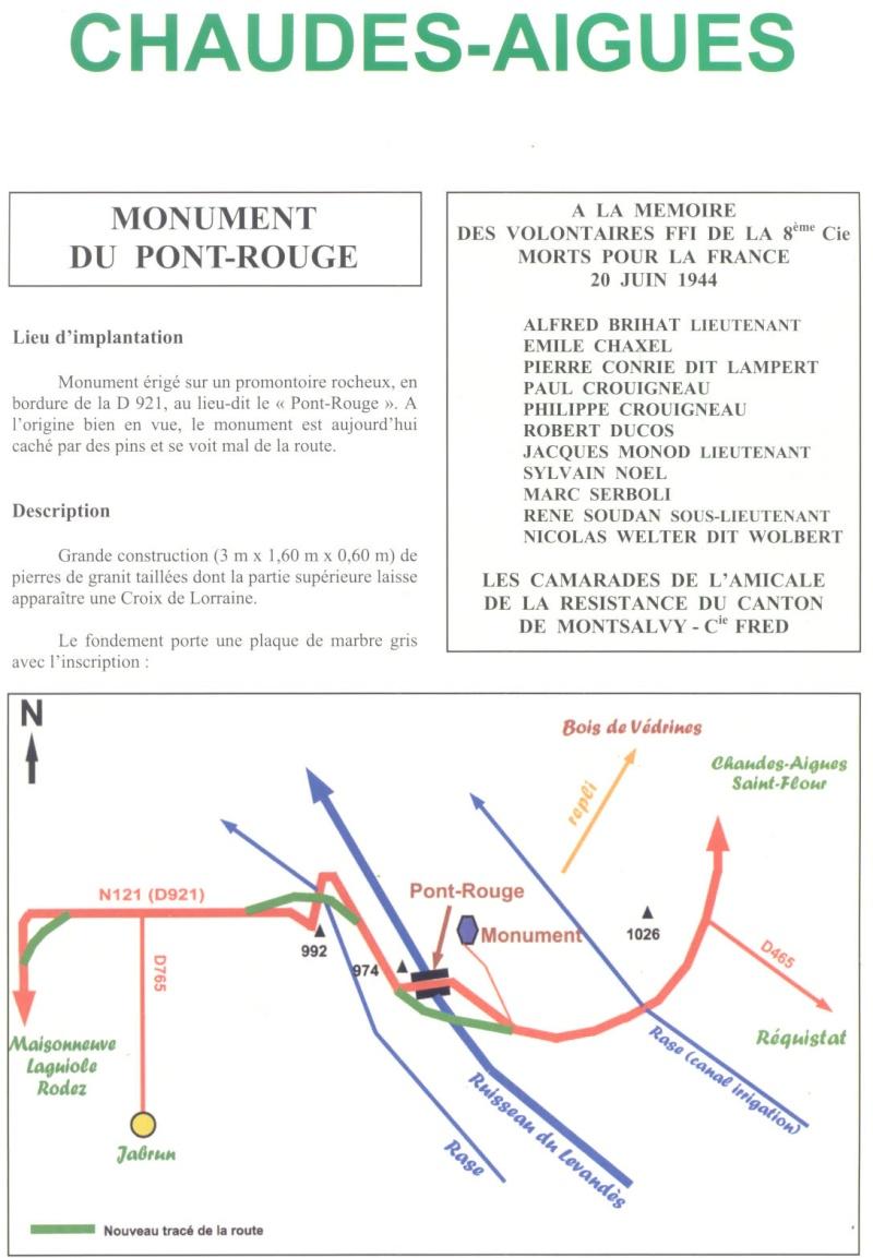 Le MONT-MOUCHET, haut lieu de la Résistance - Page 2 Reduit23