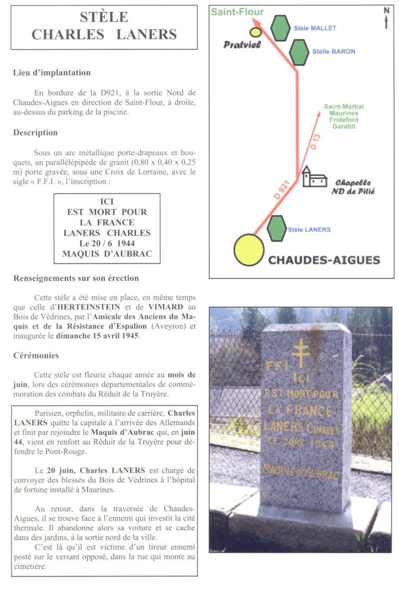 Le MONT-MOUCHET, haut lieu de la Résistance - Page 2 Reduit33