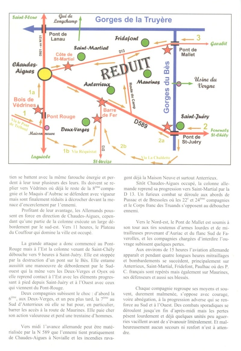 Le MONT-MOUCHET, haut lieu de la Résistance - Page 2 Reduit35