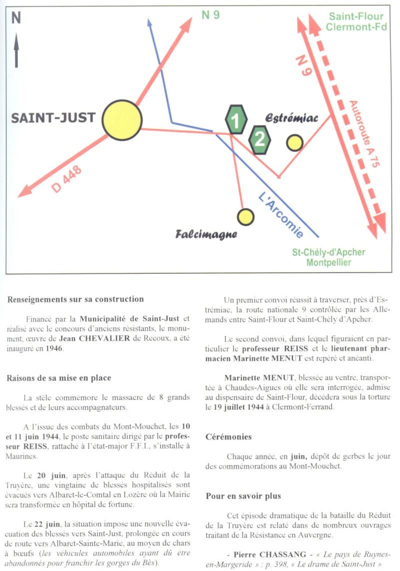 Le MONT-MOUCHET, haut lieu de la Résistance - Page 2 Sj210