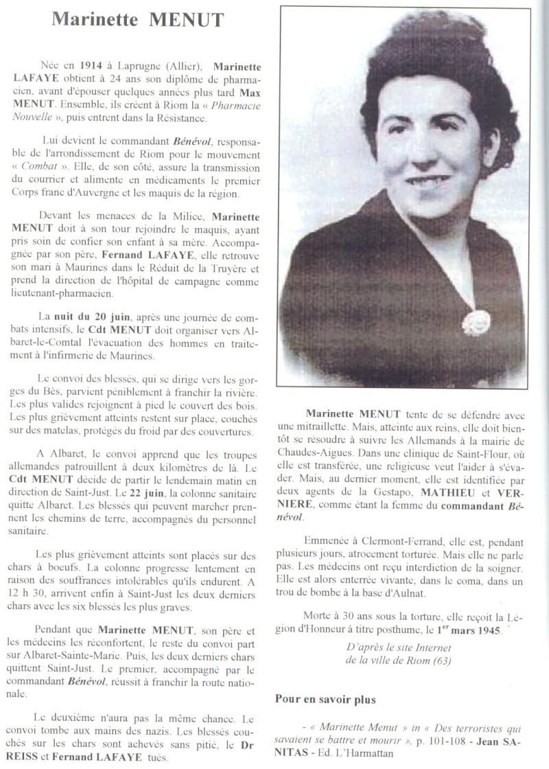 Le MONT-MOUCHET, haut lieu de la Résistance - Page 2 Sj310