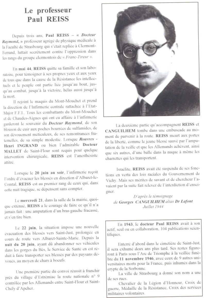 Le MONT-MOUCHET, haut lieu de la Résistance - Page 2 Sj410