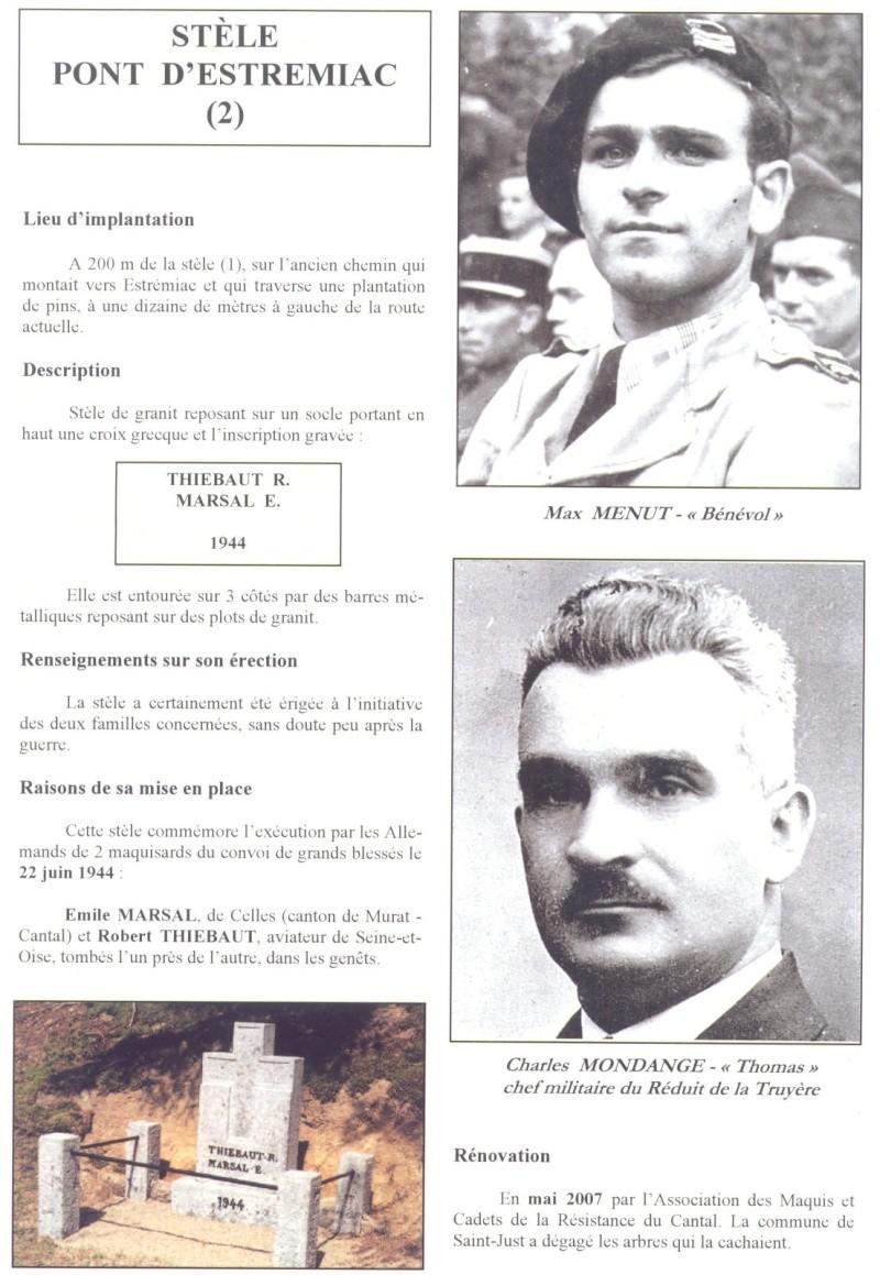 Le MONT-MOUCHET, haut lieu de la Résistance - Page 2 Sj510