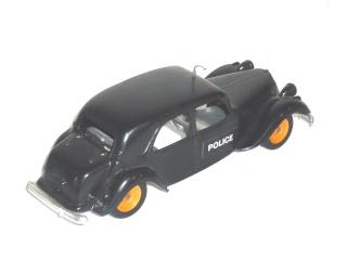 Citroën et la Police Cla211