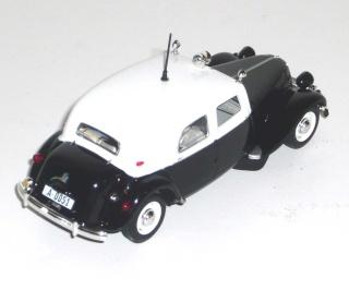 Citroën et la Police Fac211
